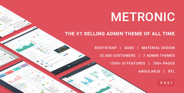 metronic-dashboard-template