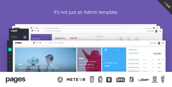 pages-responsive-template