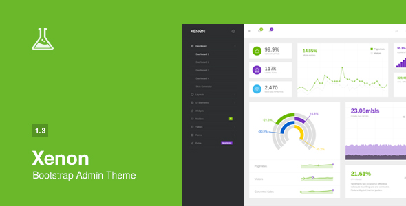 xenon-dashboard-theme